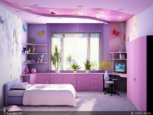 комната для зверька Милашка Роннчик.