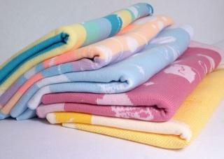 Комментарий: Детские товары вязаные детские пледы, вязание...