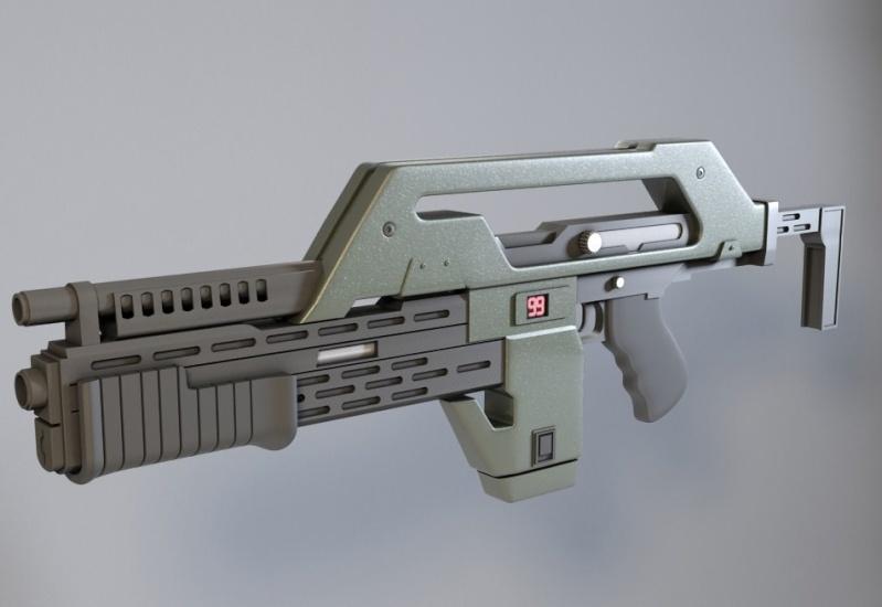бумажные модели оружия,
