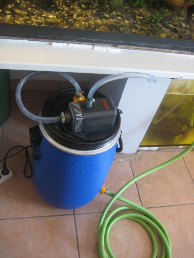 Fabrication d'une pompe de filtration Aqpo_017
