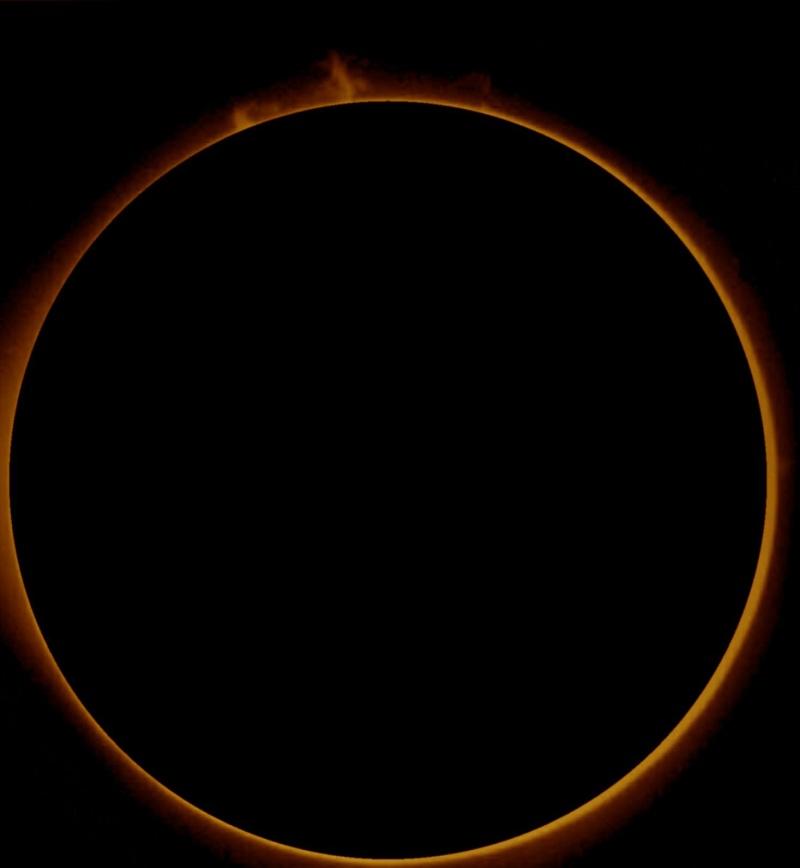 protubérance solaire depuis puimichel Soleil10