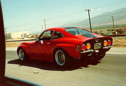 """Ex """"Corvette du pauvre""""   hahaha ! Redgil10"""