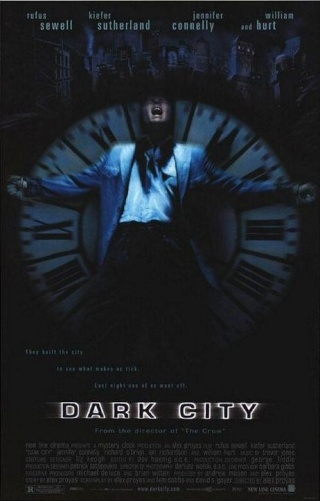 Dark City [BDRip 720p][Dual AC3][C. Ficci�n][1998]