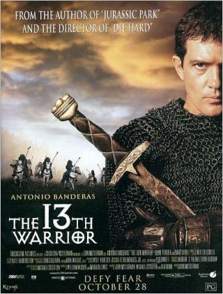 El guerrero nº 13 [BDRip m720p][Dual AC3][Aventuras][1999]