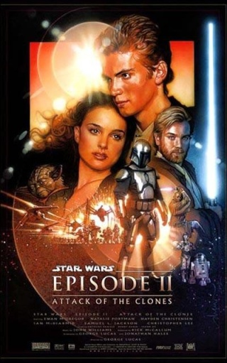 la guerra de las galaxias episodio ii: