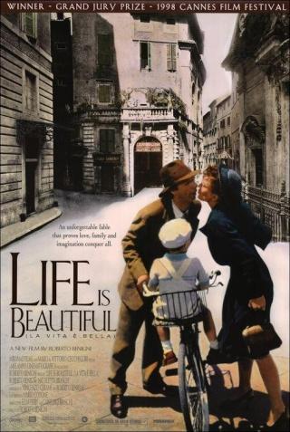 La vida es bella [BDRip m720p][Multi AC3][Comedia][1997]