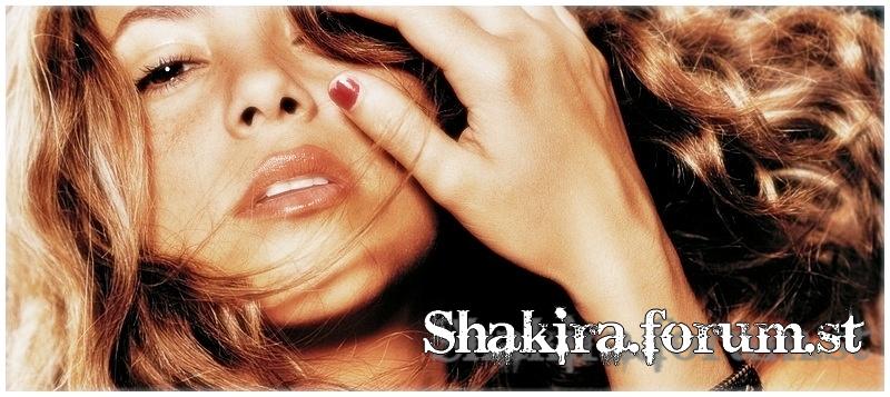 Shakira Hakkındaki Herşey.