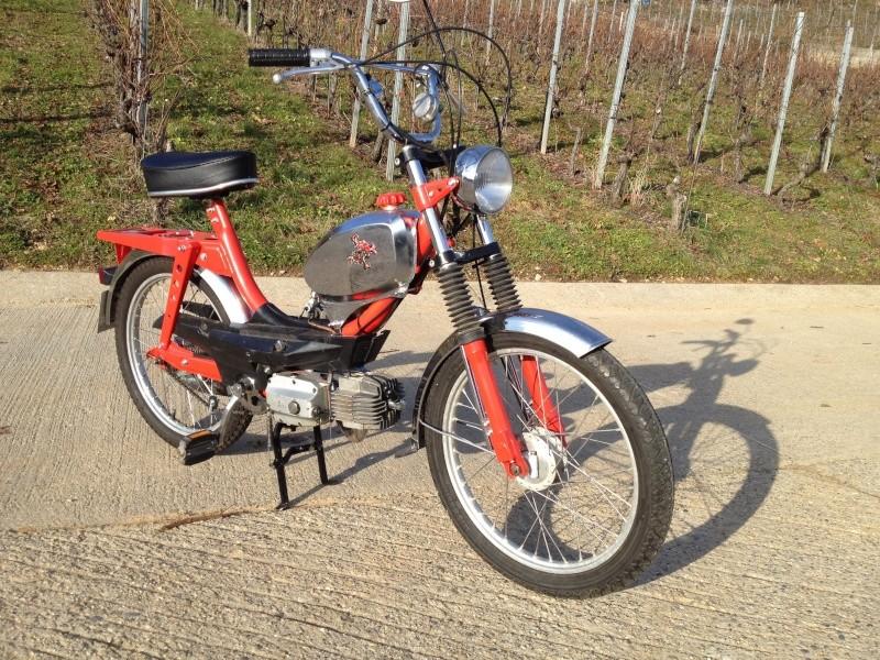 Condor Puch X30 NL; VeluxX30 Copyright 2013