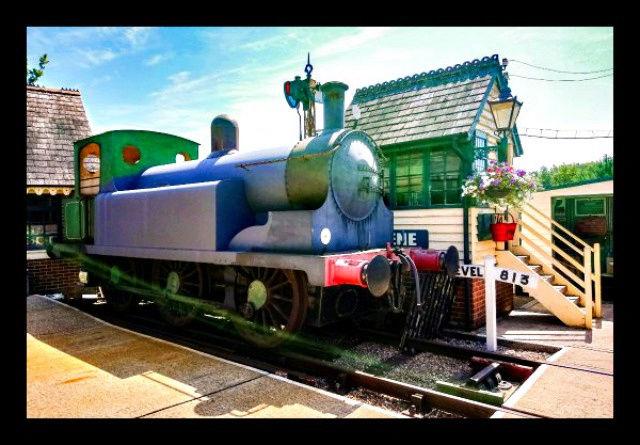 Elham Valley Railway 88910