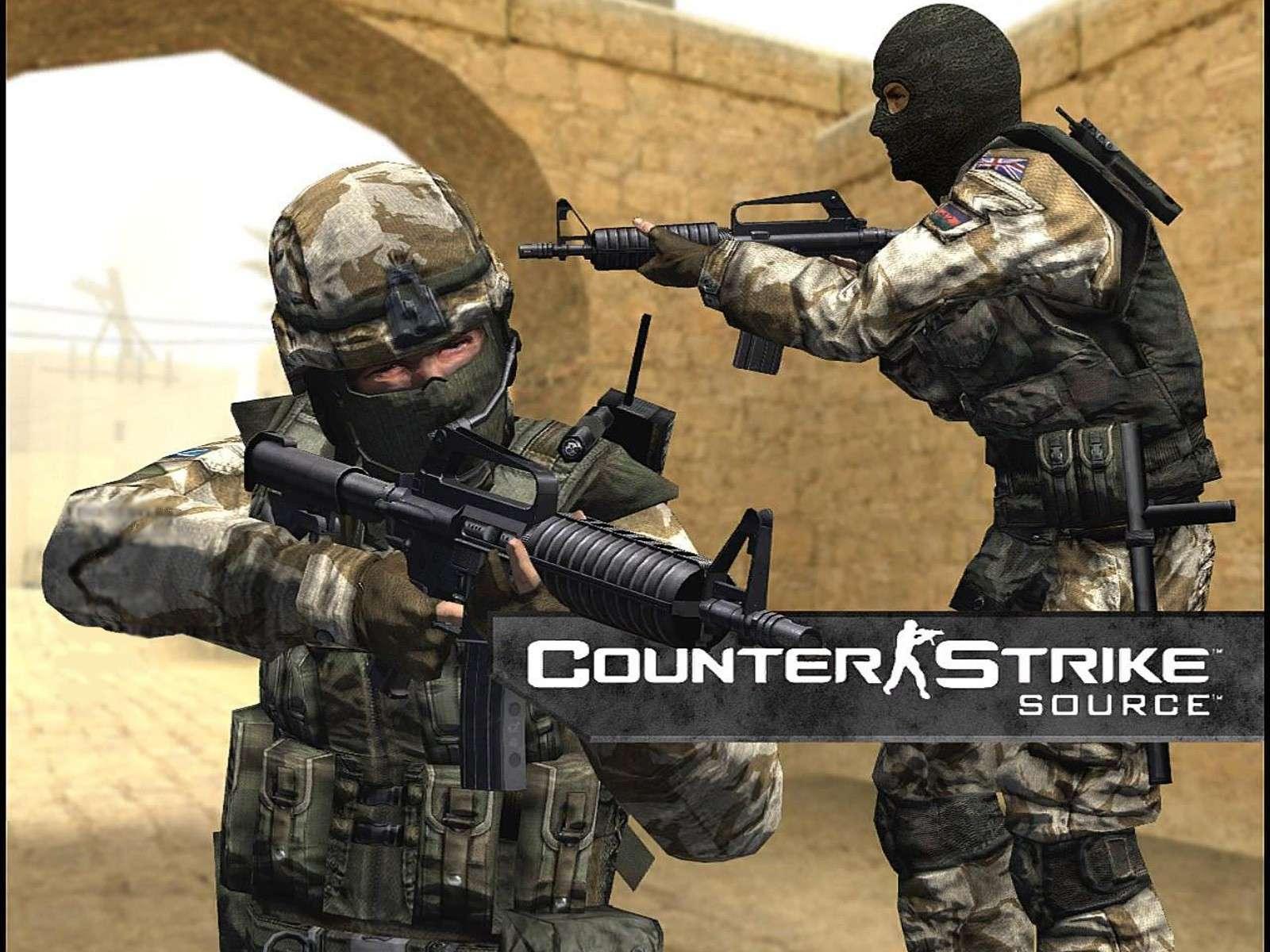 Самая последняя версия игры Counter-Strike Source 10.0.0.58 No-Steam