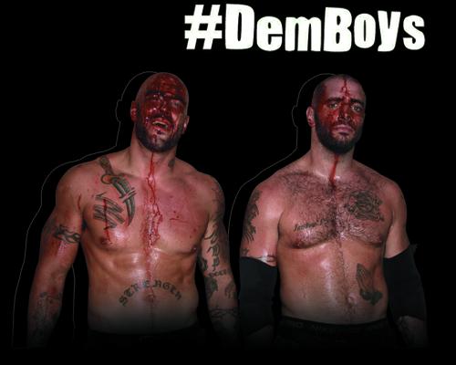 #DemBoys - The Briscoes & Wrestlemania Revenge. Brisco10