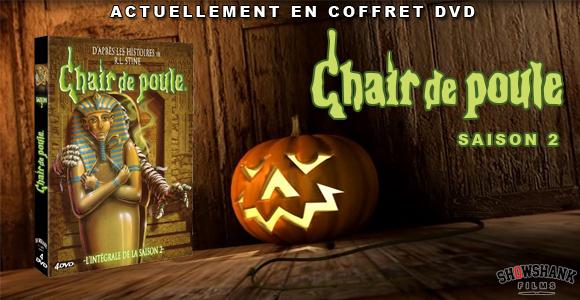 Chair de poule saison 2 en français