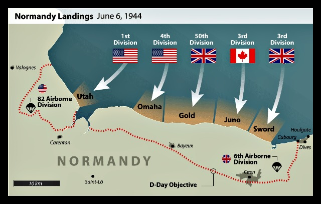 D-Day Invasion 440610