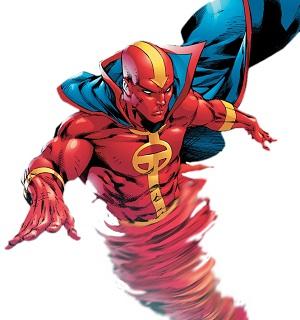 Personajes de Justice League Red_to10
