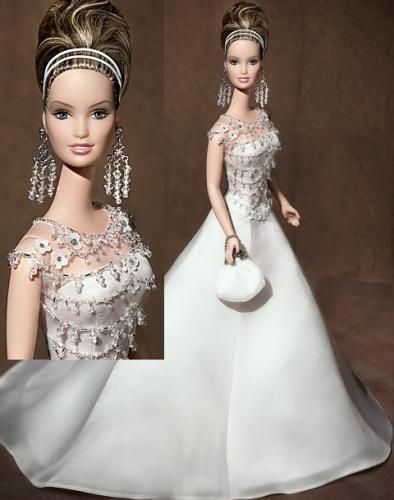 Re: Владелицы коллекционных кукол Барби, отзовитесь!