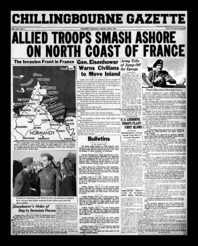 D-Day Invasion 338810