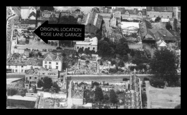 Rose Lane Garage 474713